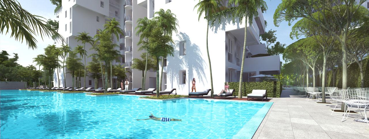 Sky habitat for 7 marymount terrace